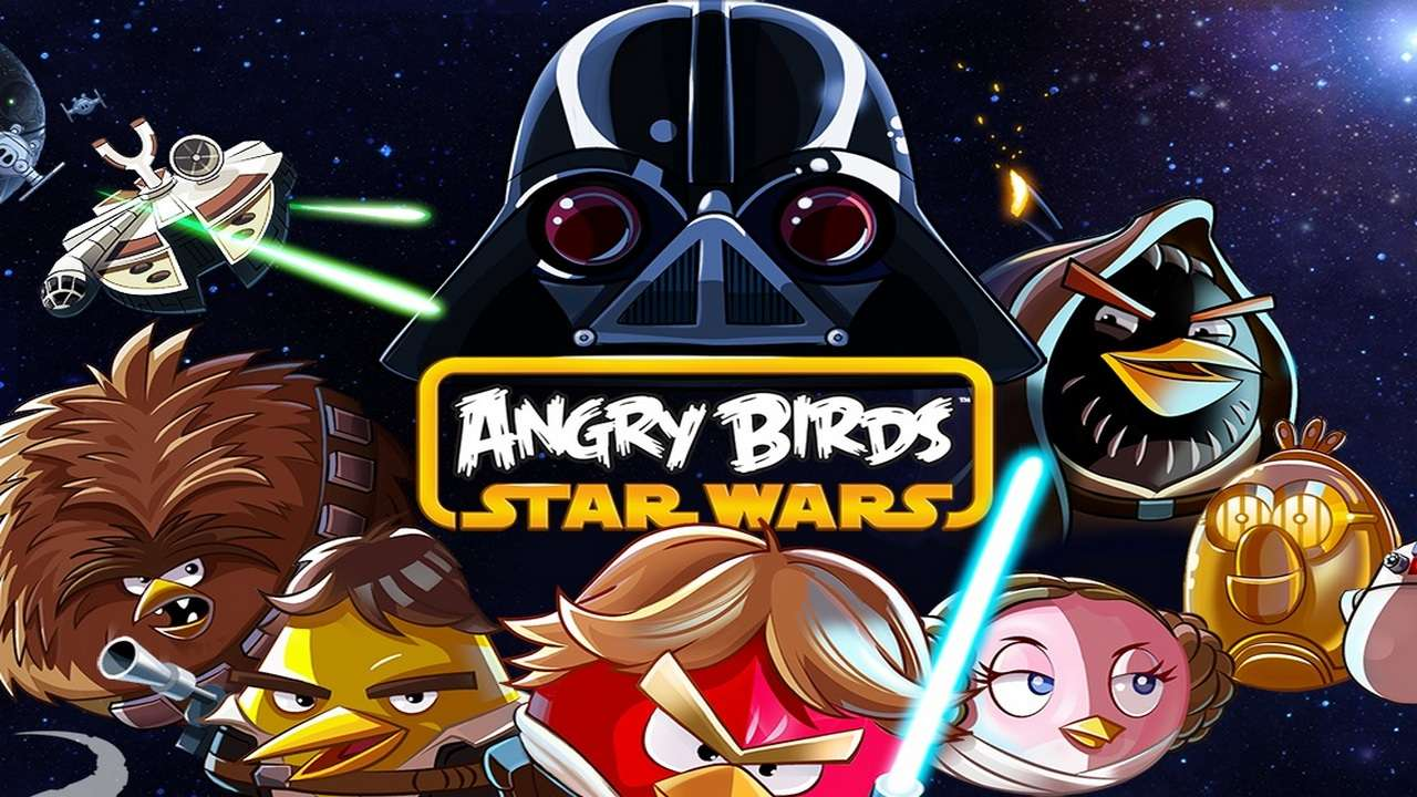 Angry Birds Star Wars MOD APK v1.5.13 (Unlimited Boosters)